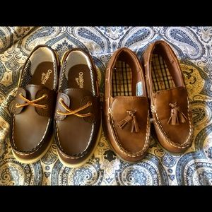 Bundle of boys Loafers